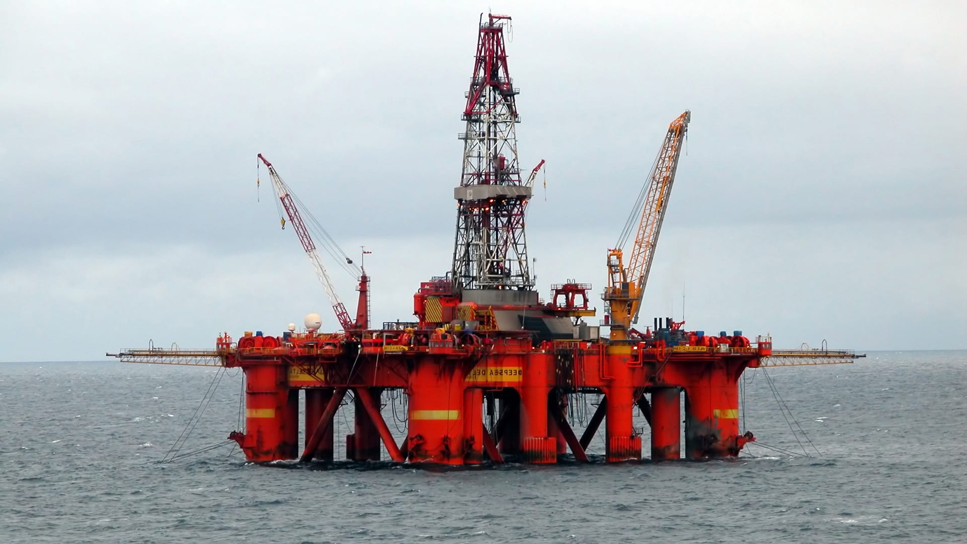North Sea Oil Firms Making Energy Transition