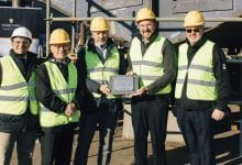Photo of Seabourn Lays Keel for Seabourn Venture