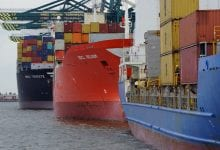 Photo of Shipping Resumed after Crane Collapse at Antwerp