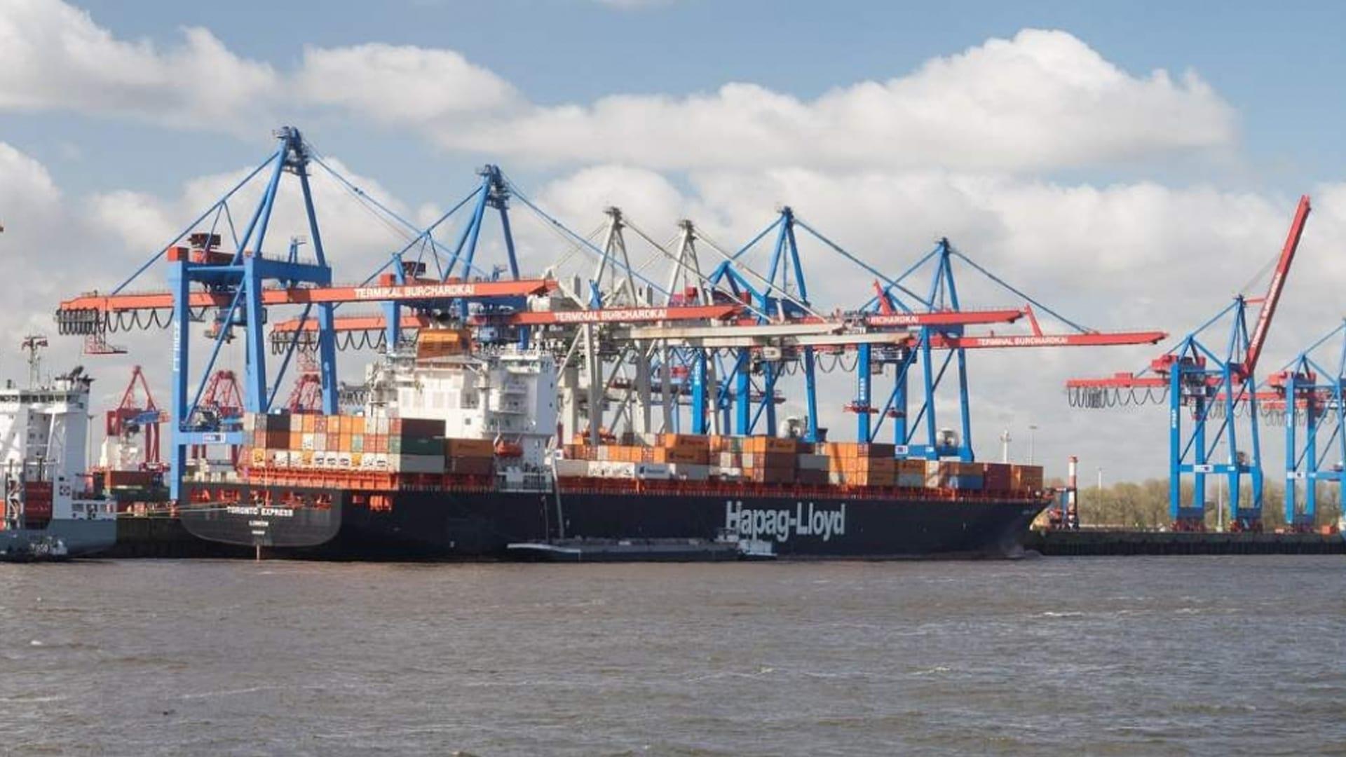 VDR: 81 Pct of German Shipping Companies to Use LSFO