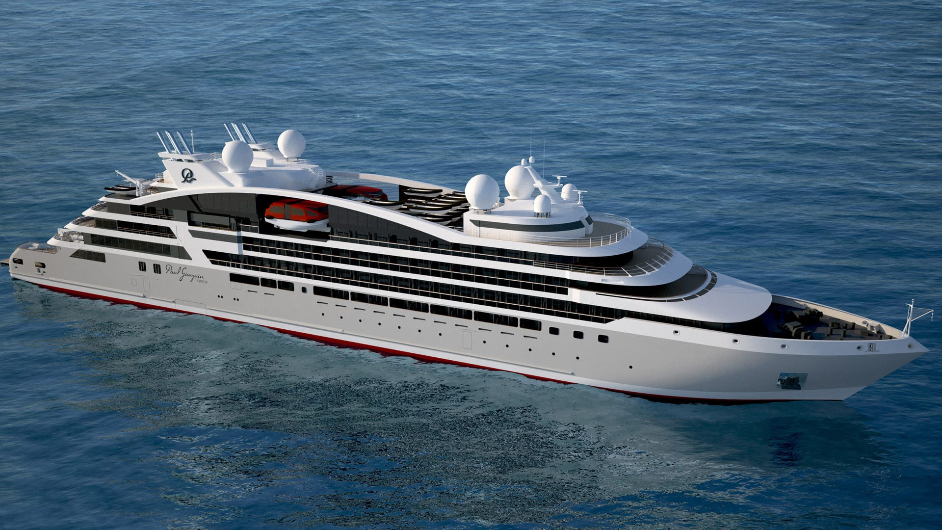 Vard, Ponant Finalize Contract for Two Expedition Cruise Ships