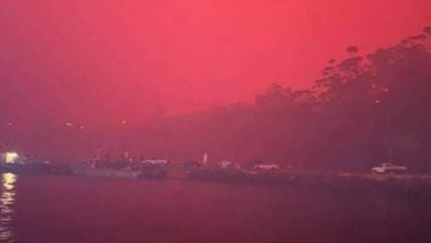 Photo of Australia's Fires May Have Implications for Cruise Tourism