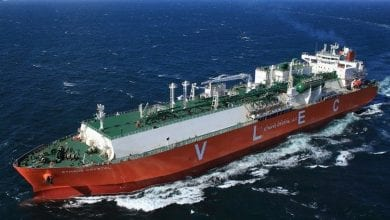 Photo of BoComm Leasing and SPDB Leasing order VLECs at Jiangnan Shipyard