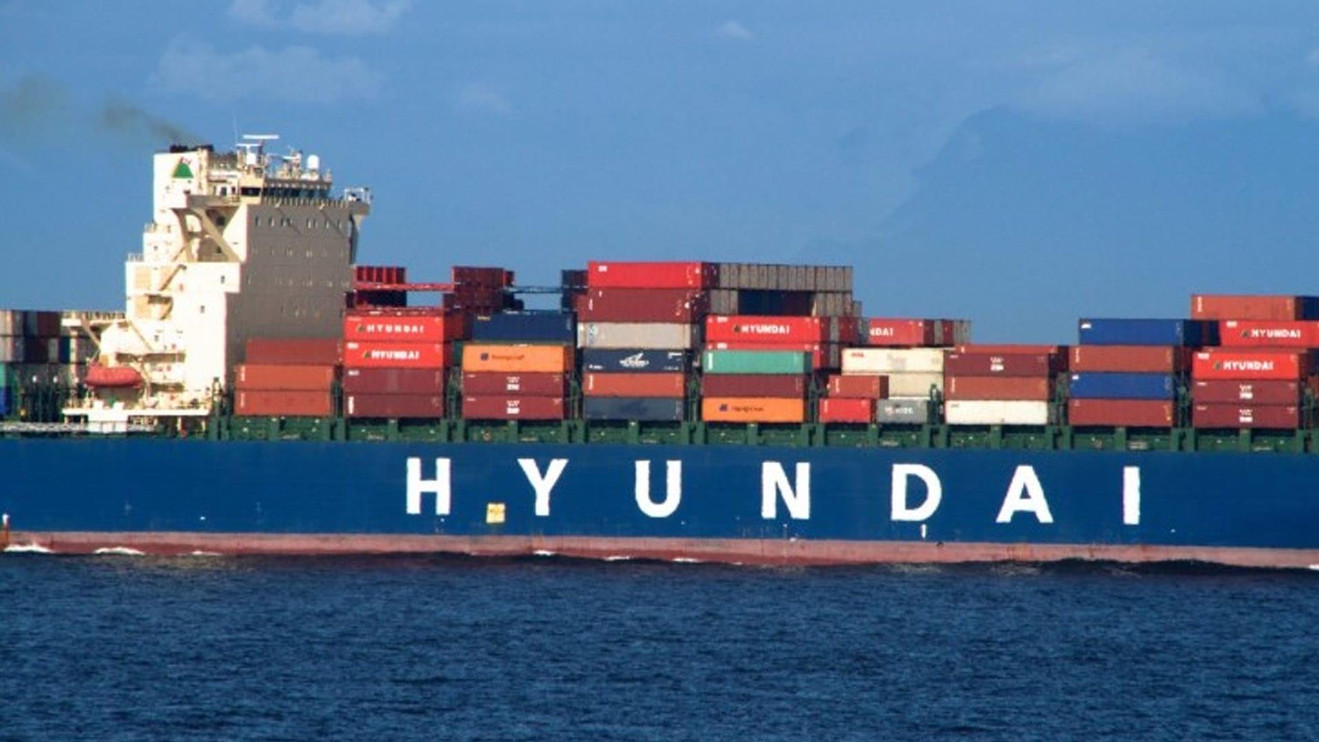 HMM's 24,000 TEU Mega Ships to Start Delivery in April