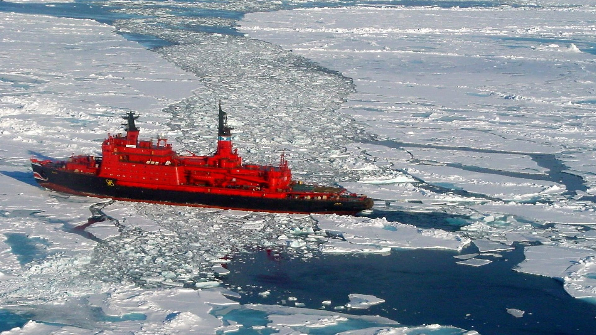 Russia Releases Official Plans for the Northern Sea Route