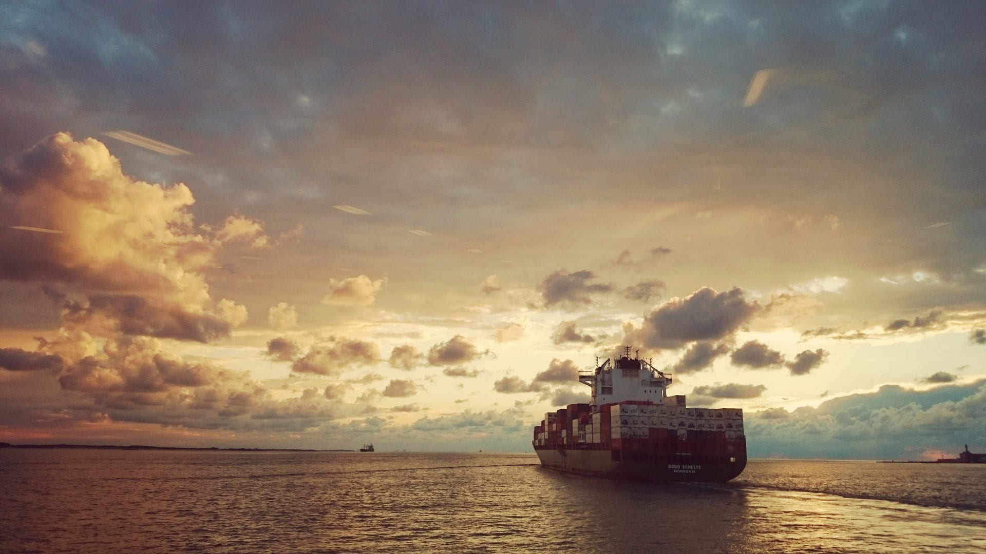 Study: Over USD 1 Trillion Needed to Decarbonize Shipping by 2050