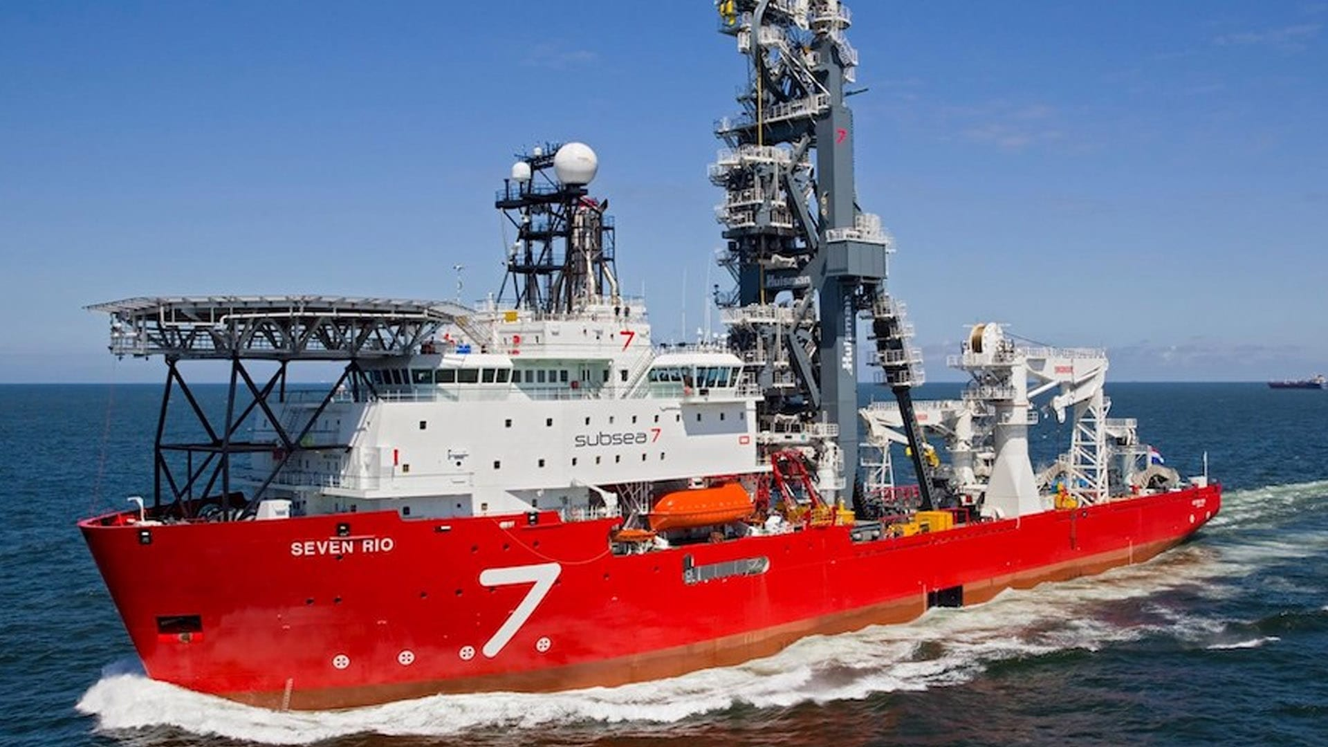 Subsea 7 and Schlumberger alliance awarded Senegal contract