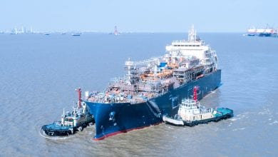 Photo of World's Largest LNG Bunker Vessel Aces Sea Trials