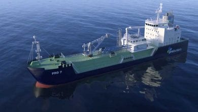 Photo of probunkers, Hyundai Mipo Sign LOI for LNG Bunker Vessel Pair