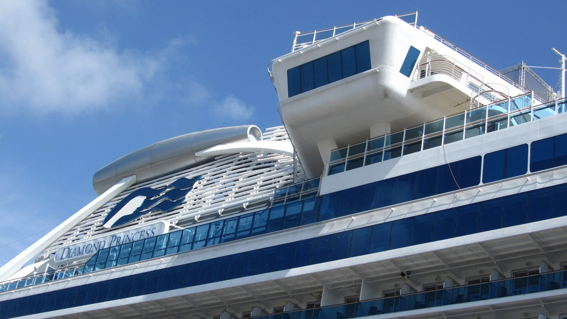 10 People Test Positive for Coronavirus onboard Diamond Princess. Ship Quarantined.