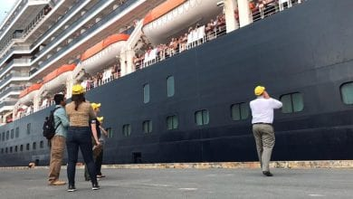 Photo of Coronavirus Case Confirmed after Hundreds Leave Cruise Ship Westerdam