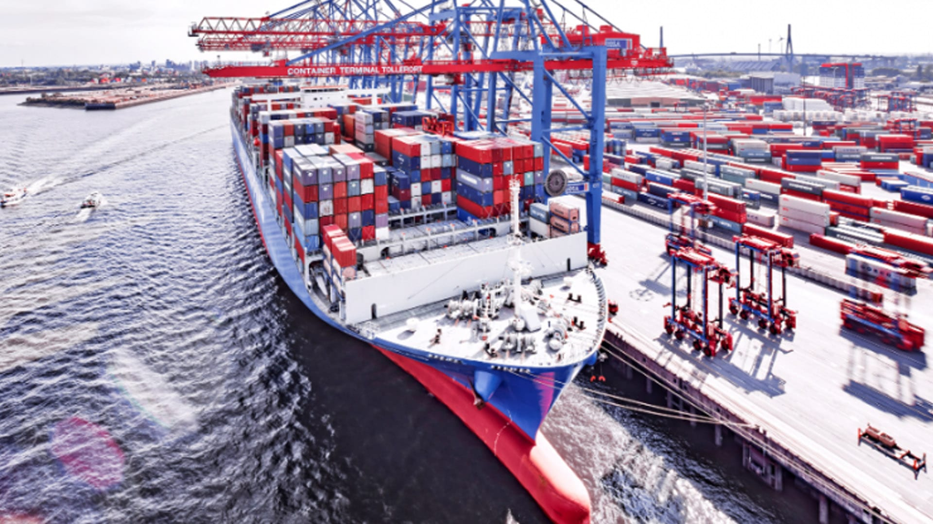 HHLA Handles More Containers in 2019