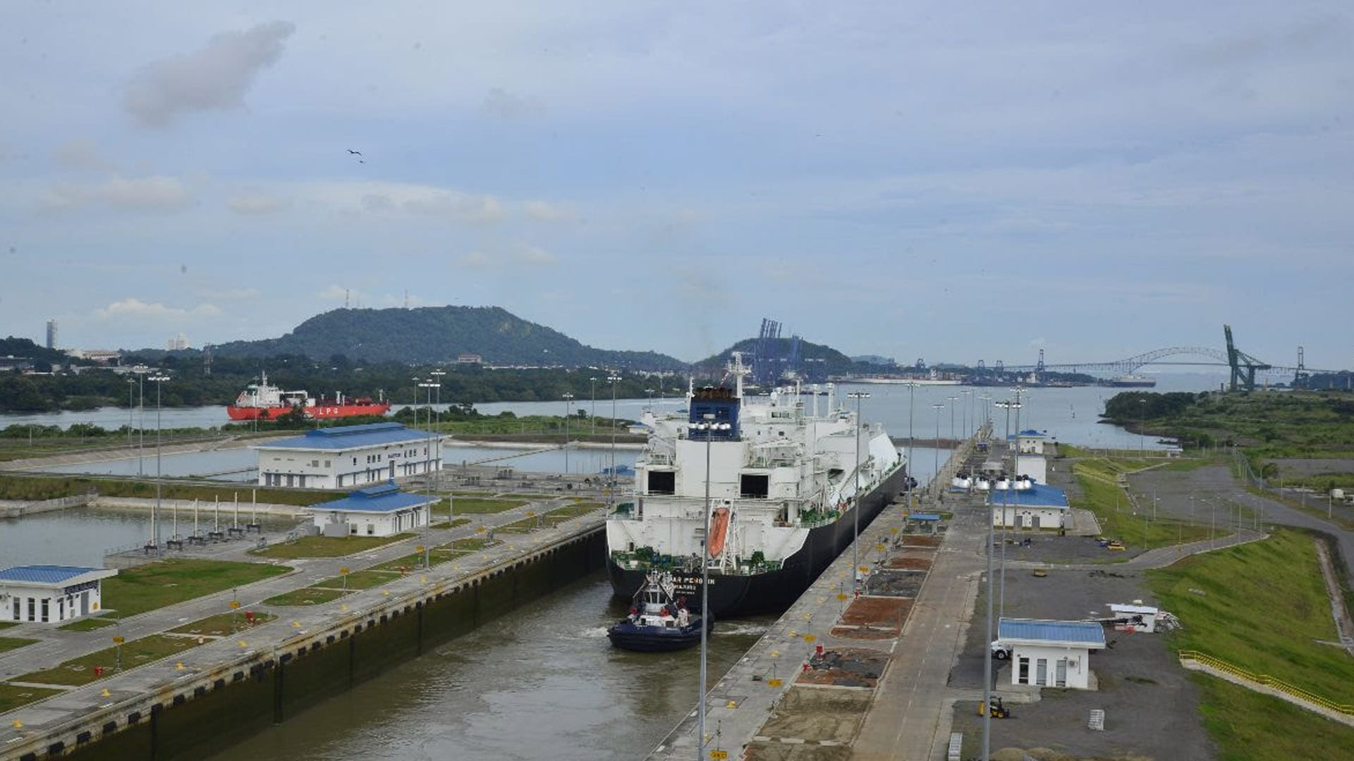 ICS Ships Transiting Panama Canal May Face Over 30 Pct Price Hikes