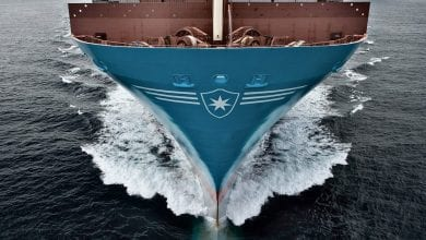 Photo of Maersk Tema Boarded by Pirates off Guinea, Crew Safe