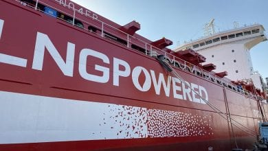 Photo of SEA\LNG: 175 LNG-Fueled Ships in Operation, 203 on Order