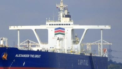Photo of Capital Ship Management VLCC released from arrest