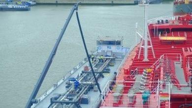 Photo of Stena Bulk Tests One Hundred Percent Biofuel in Tanker