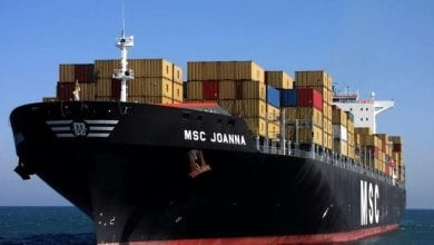 Photo of MSC Ship Busted Breaking HFO Carriage Ban