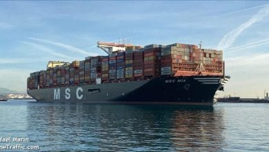 Photo of MSC Sending World's Biggest Containerships to U.S. to Pick Up Empty Boxes