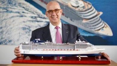 Photo of MSC Cruises Spain President Emiliano González Passes Away