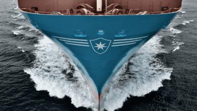 Photo of Maersk Gjertrud Seafarers Suspected of Having Coronavirus