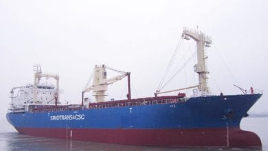 Photo of China Merchants sells chemical tanker trio and orders MPP quartet