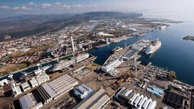Photo of Shipbuilder Fincantieri Suspends Operations for Two Weeks