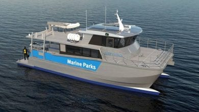Photo of Incat Crowther to Design Patrol Vessel for Queensland