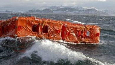 Photo of Marine Tech: Marine Evacuation Systems from Survitec
