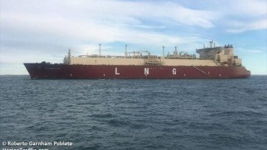 Photo of Laden LNG Tanker Bound for China is First from US Since March 2019