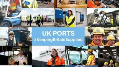 Photo of Shoreham Port Pays Tribute to NHS Workers