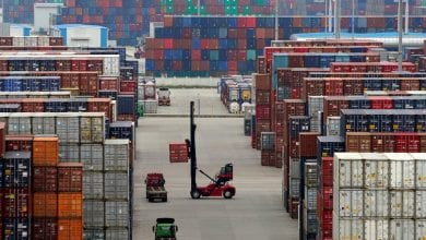 Photo of China's Ports Brace for Second Hit as Virus Spread Wipes Out Exports