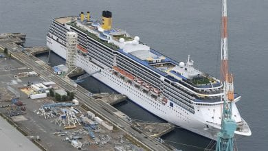 Photo of Nearly 150 Total Coronavirus Cases Confirmed on Cruise Ship in Japan