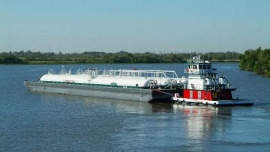 Photo of Cenac Marine Services and the Tugboat: Essential Work During COVID-19