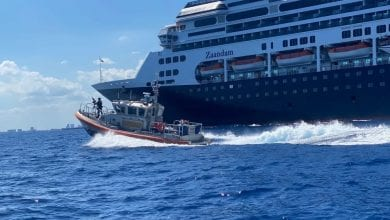 Photo of Coast Guard: 93,000 Crew Members Still Stuck on Cruise Ships Off United States