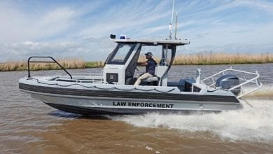 Photo of Metal Shark Increases Law Enforcement Market Share