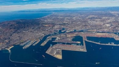 Photo of Container Volumes Plummet at San Pedro Bay Ports