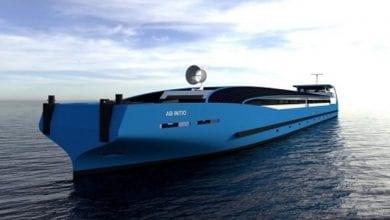 Photo of Concordia Damen Nominated to Build Sustainable Training Vessel