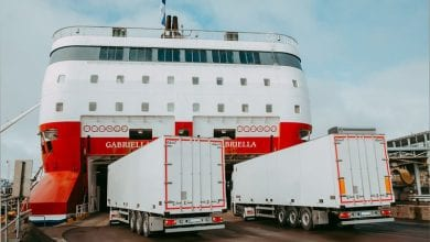 Photo of Viking Line's freight transport standing firm against COVID-19 impact