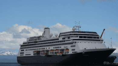 Photo of Holland America's Ships With Sick Passengers Finally Dock in Port Everglades