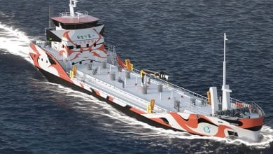 Photo of Asahi Tanker to build world's first zero-emissions electric bunker tankers