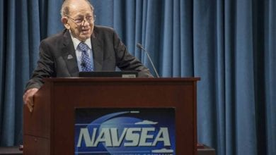 Photo of NAVSEA's Sarkis Tatigian Passes Away