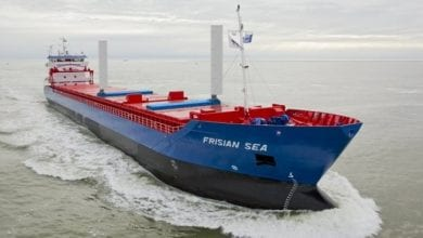 Photo of Boomsma Shipping Signs Contract with Econowind for VentiFoil