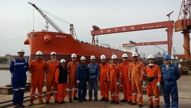 Photo of Klaveness: Fifth CLEANBU newbuild launched in China