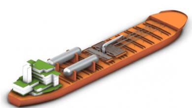 Photo of Shin Kurushima Dockyard Gets ClassNK AiP for LNG-Fueled Chemical Tanker Design
