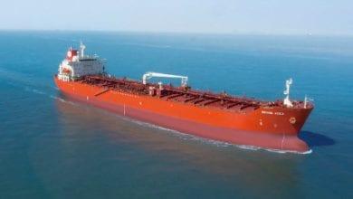 Photo of Pan Ocean places debut VLCC order at DSME