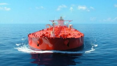 Photo of Total Charters LNG Dual-fuel VLCCs