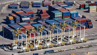 Photo of Six New Port Cranes Enter Service in Miami