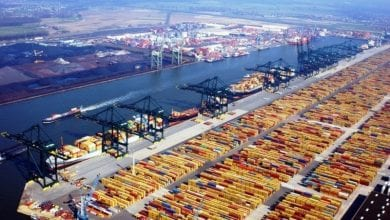 Photo of European and American ports ready for box congestion