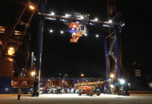 Photo of PD Ports Continues Investment in Eco-Friendly Technology